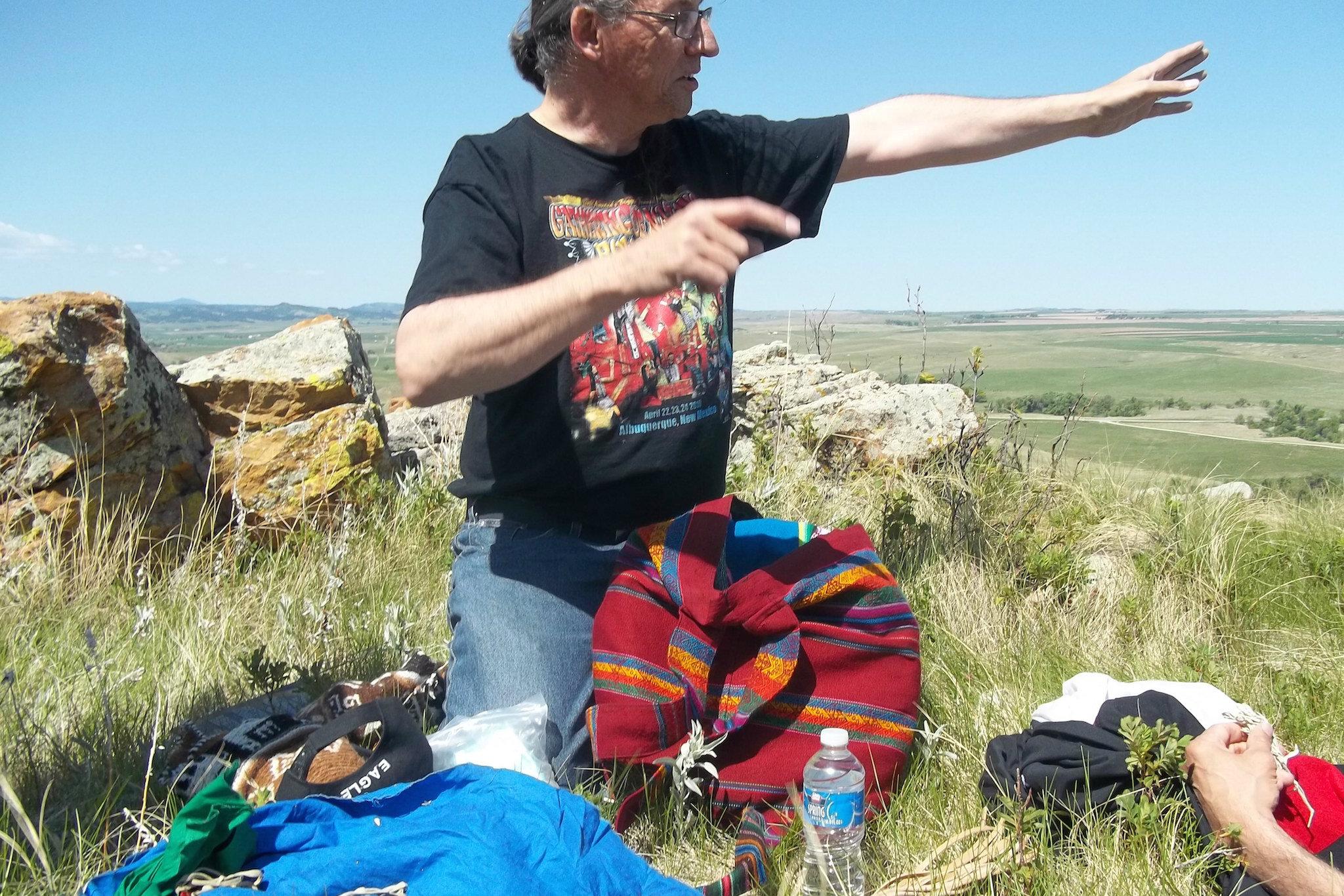 South Dakota Knowledge Keepers Trip